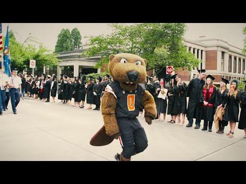 Oregon State University Ecampus commencement 2016