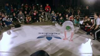 Pirat vs. Nad (Adidas Originals Rocks the Floor)