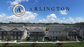 Apartments in Baton Rouge, LA – Arlington Cottages & Townhomes (Louisiana State University)