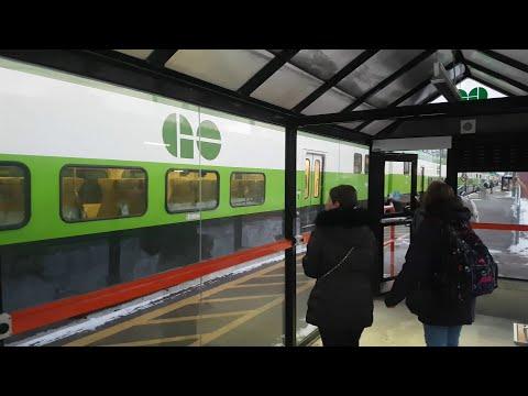 Go Train Kitchener to Toronto
