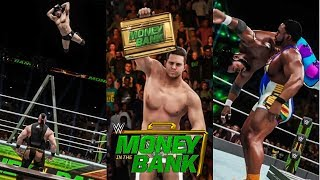 WWE 2K18 MITB 2018 Top 5 Predictions | Money In The Bank Ladder Match