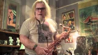 Saxgourmet VOODOO MASTER alto and tenor saxophone