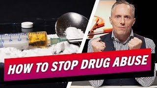 HOW YOU CAN STOP ABUSING BAD SUBSTANCES - Brian Rose's Real Deal