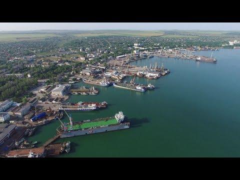 Керченский порт. Май 2019