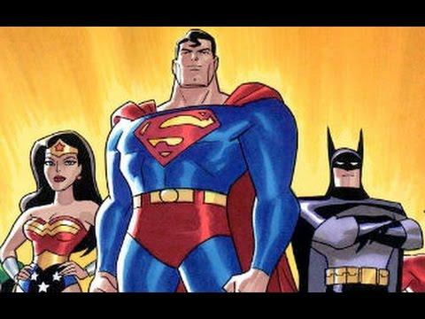 Justice League Conroy, Newbern, Eisenberg   NYCC 2015 NYCCLive