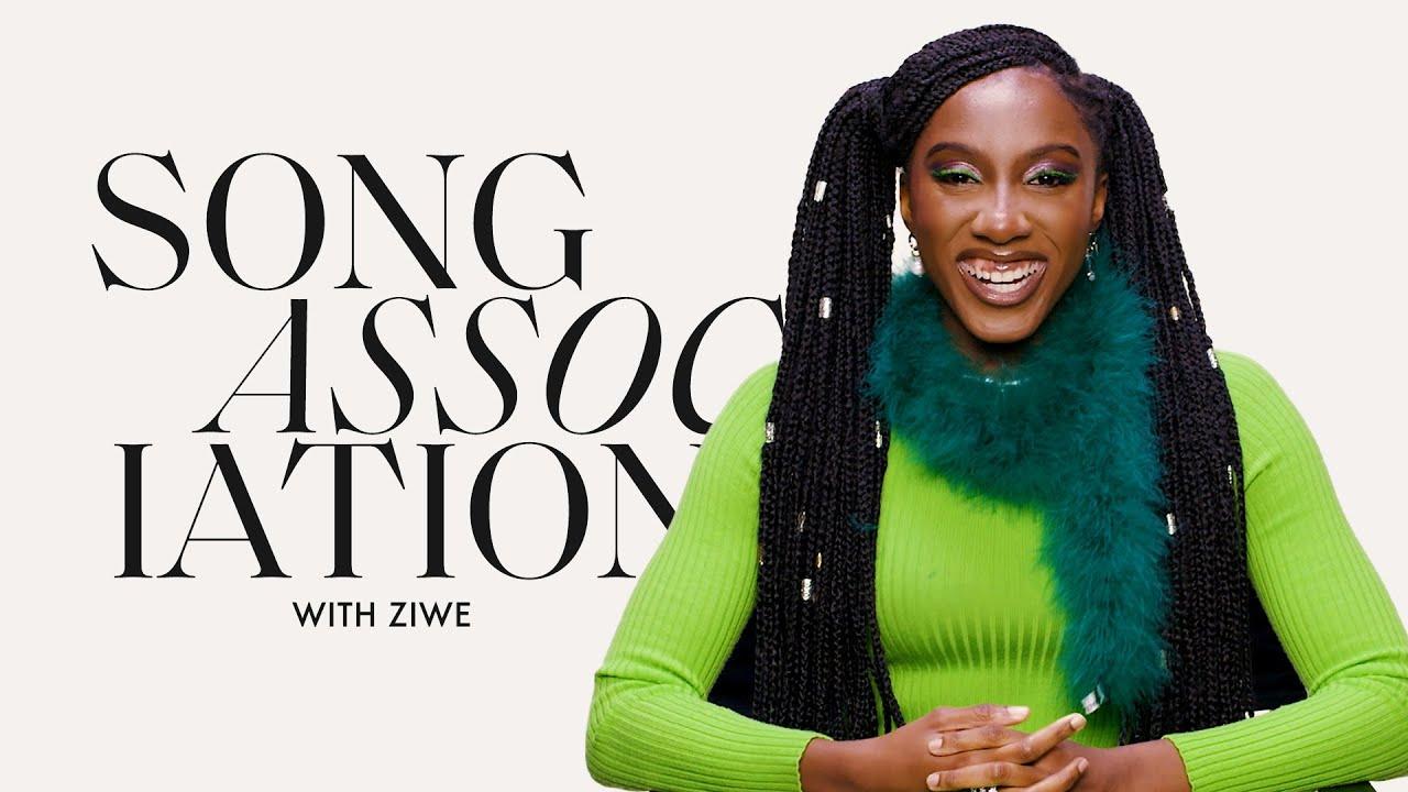 Ziwe Sings Madonna, Erykah Badu, and