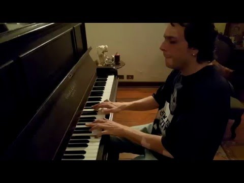 Phil Collins - The Roof Is Leaking (piano)