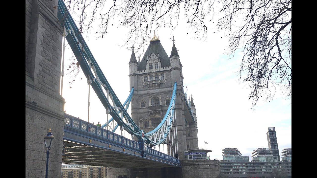 我的英国之旅 给我一首歌的时间 伦敦塔桥伦敦眼  Trip to England Tower Bridge London Eye 12