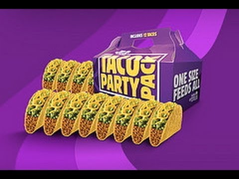 Taco Bell 12 Pack Challenge Youtube