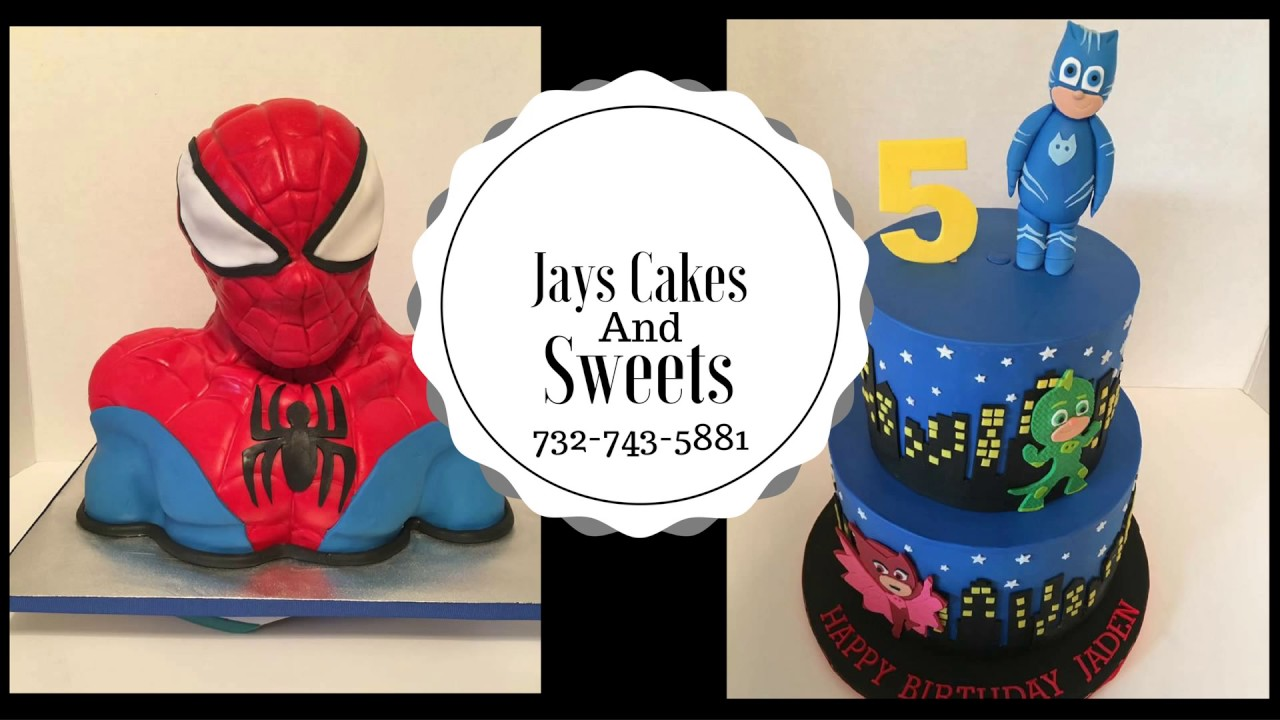 Custom Cakes Edison New Jersey 732 743 5881