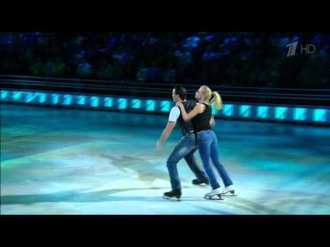 Tatiana Totmianina Maxim Marinin Ice Age Professional's Cup II 2014 01 12