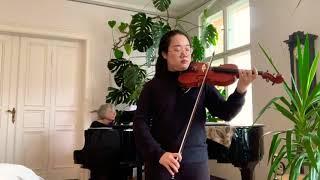 Mendelssohn Violine Concerto 1st Satz