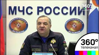 Поисковая операция на месте крушения ан-148 в Подмосковье завершена