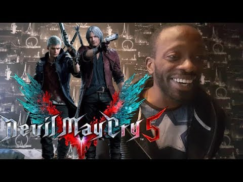 Devil May Cry 5 - Official Game Awards 2018 Trailer - REACTION!! thumbnail