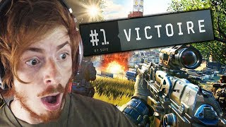 BATTLE ROYALE CALL OF DUTY ?! Top1