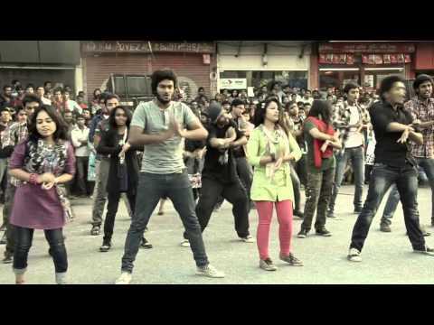 Flash Mob by Khulna University