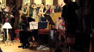 Argentine tango: Tito Castro Trio @ Triangulo - set 2 song 4