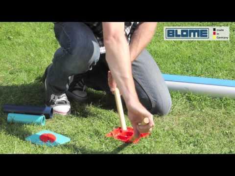 BLOME Ground Screw GardenFix