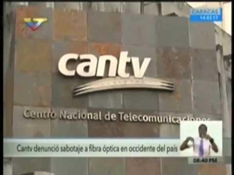 Restitución de servicios al Occidente y Andes tras triple corte de fibra óptica