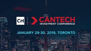 Cantech Investment Conference - Discover Canada's Best Tech Investments