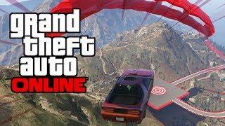 EL COCHE CON PARACAÍDAS | GTA V Online (Grand Theft Auto 5)