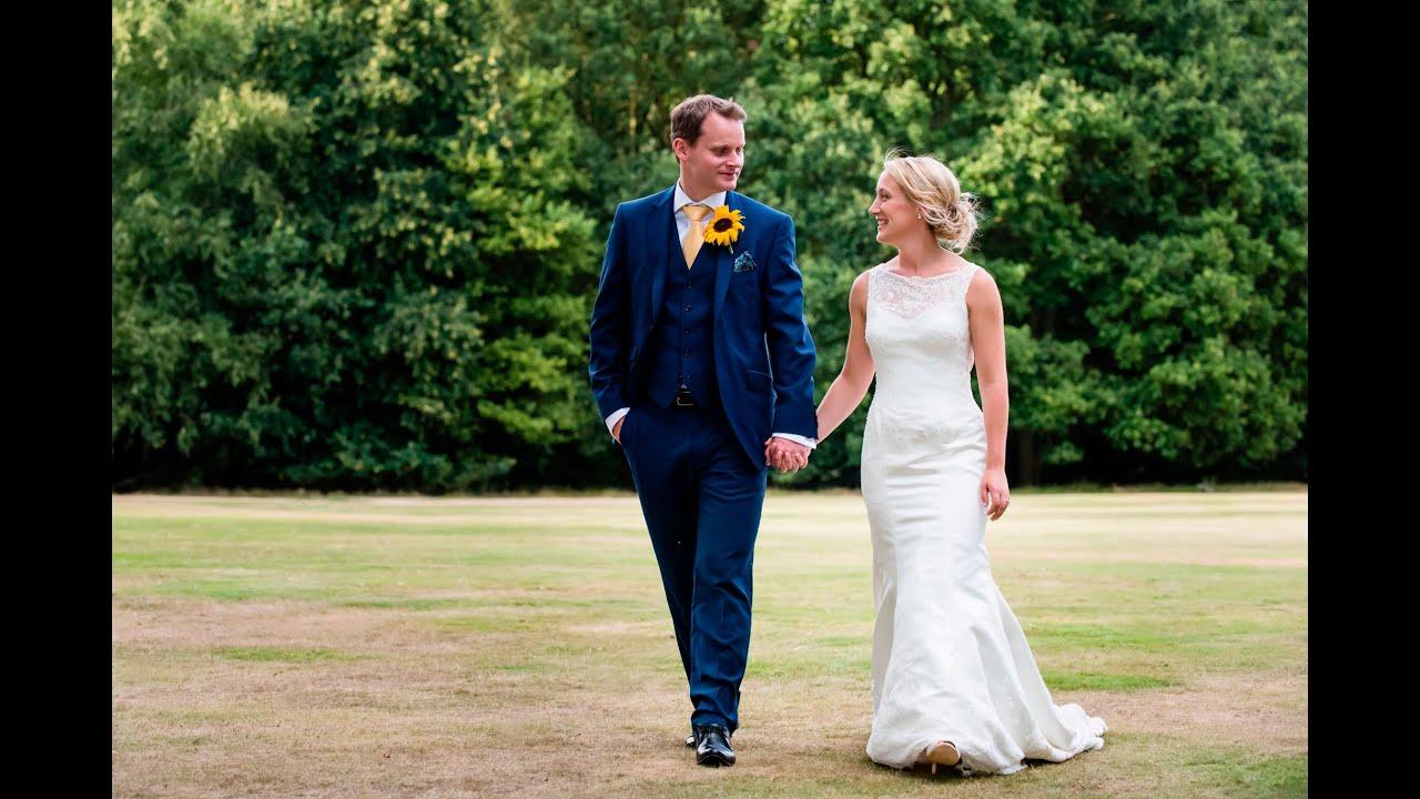 Theobalds Park Wedding Photography