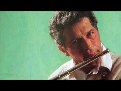 "Claude Debussy: ""Syrinx"" for flute alone - Aurèle Nicolet"