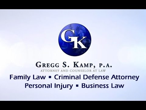 Lakeland Divorce Attorney Child Custody Attorney Family Law | http://www.GreggKamp.com