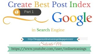 How to Create best new Post who Index in Google Search Engine in Urdu and Hindi Part 1