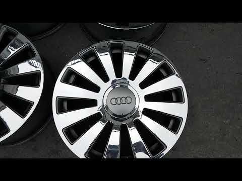 Audi Lepeze Felne
