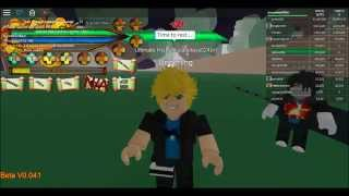 -ninjastica Life #2 Roblox (Naruto Rpg) feat. Mint of Fire