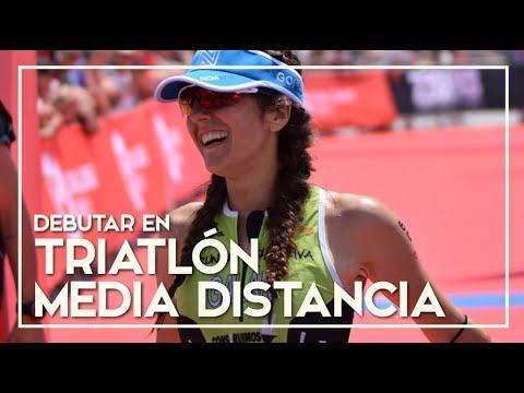 Como preparar un triatlon media distancia