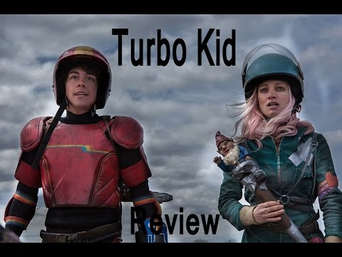 Alyssa Reviews - Turbo Kid