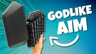 This Gives You Godlike Aim On Console, We Try It in Fortnite and CS:GO
