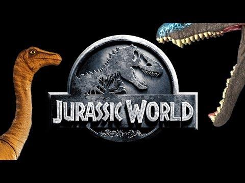 Jurassic World Toy Short: The Ballad Of An Unfortunate Gallimimus
