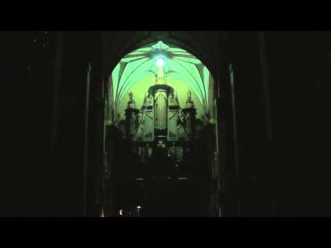 Max Reger - Introduktion und Passacaglia d-moll