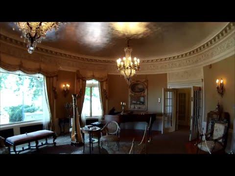 Pittock Mansion Inside Tour Portland Oregon August 20 2014 Youtube