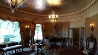 Pittock Mansion Inside Tour Portland, Oregon - August 20, 2014