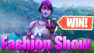 Fashion show Fortnite Live / GIVEAWAY  2 wins = 800 Vbucks! / Real / Not fake