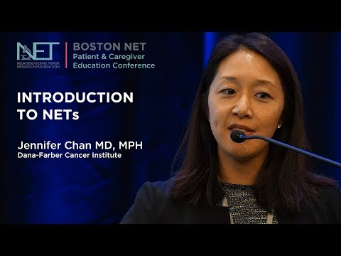 Introduction to NETs, Jennifer Chan MD, MPH, Dana-Farber