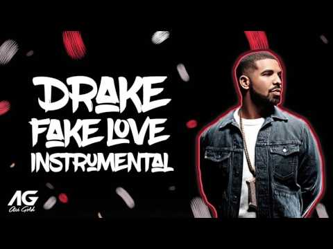 Drake - Fake Love Instrumental