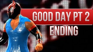 Video WWE 2K14 Story - Sin Cara Good Day, Pt. 2 (ENDING) download MP3, 3GP, MP4, WEBM, AVI, FLV Juni 2018
