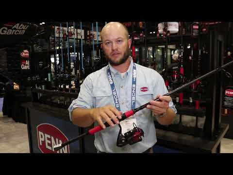 Penn Fierce III LE Spinning Combos At ICAST 2019