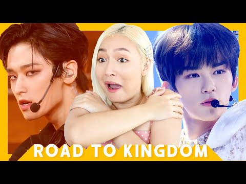 ROAD TO KINGDOM EP 4 REACTION