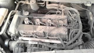 Сильноплавающие обороты Фокус 2 1.8(Работа мотора при плавающих оборотах на Форд Фокус 2 1.8., 2016-03-11T13:55:18.000Z)