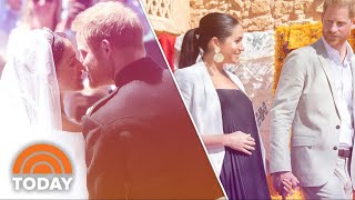 See Meghan Markle's Journey From Bride to Mom-to-Be