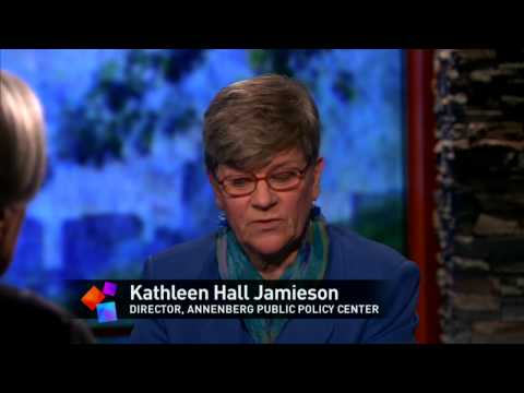 Kathleen Hall Jamieson on Political Truths and Deceptions