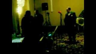 Vernon James:  Piano Prelude:  Steve and Valerie Wedding