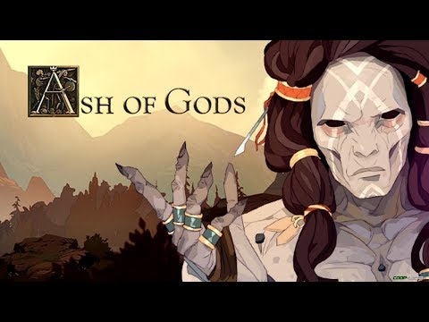 Ash of Gods: Redemption | Стрим 1