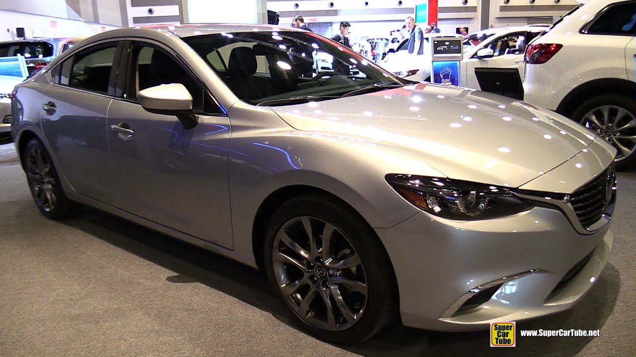 Amazing 2016 Mazda 6 GT SkyActiv  Exterior And Interior